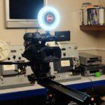 video camera slider